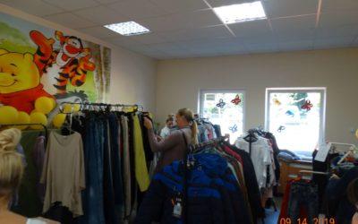 """Akcja dobroczynna: """"Wietrzenie garderoby"""""""